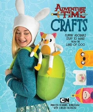 Adventure Time Craft Book