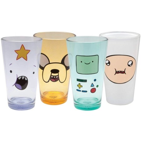 Adventure Time Glass Set