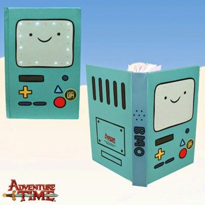 BMO Light-Up Journal