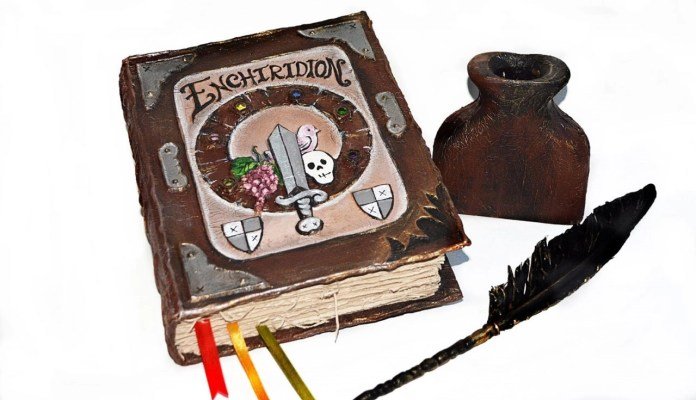Enchiridion Guest Book
