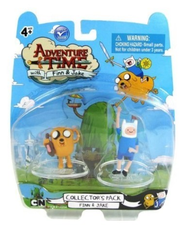 Finn and Jake Die-Cast