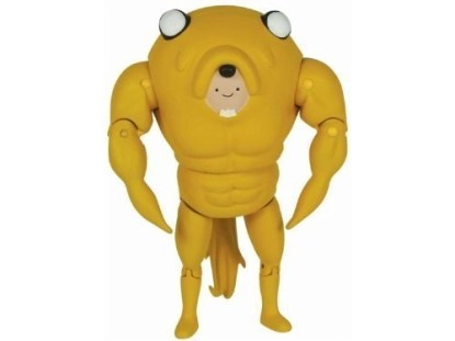 Finn in Jake Action Figure