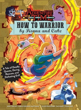 How To Warrior Fionna and Cake