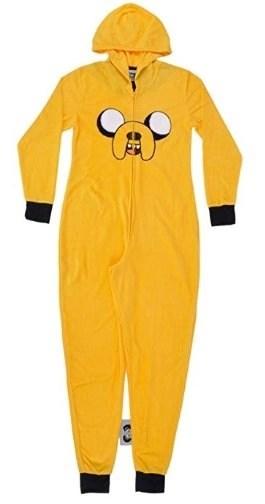 Jake the Dog Pajama Suit