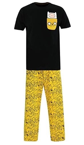 Adventure Time Men's Pajamas