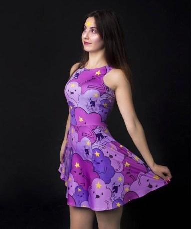 LSP Dress Adventure Time