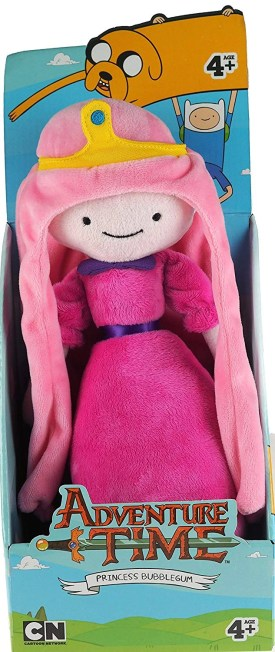 Princess Bubblegum Plush Toy
