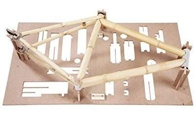 bamboo bicycle frame