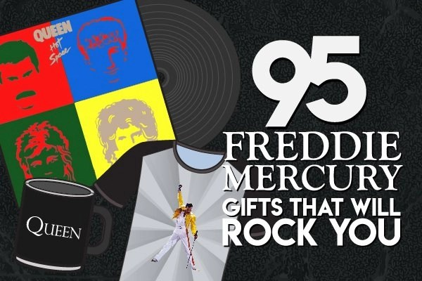 707526a9d0 95 Freddie Mercury Gifts That Will Rock You | 'Nuff Yet?