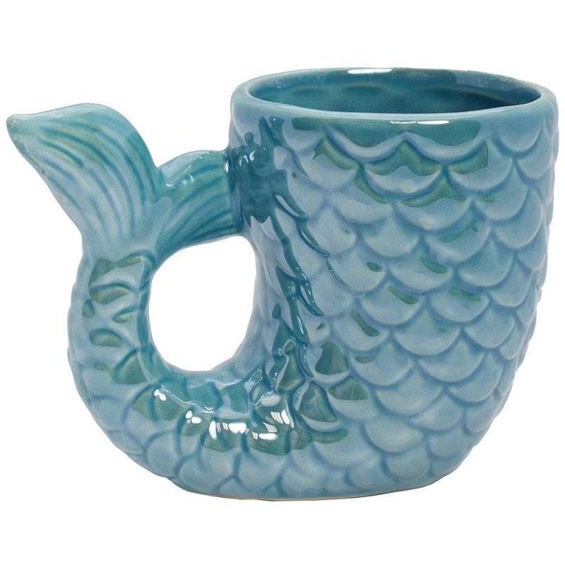 Mermaid Tail Coffee Mug