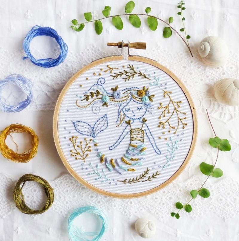 Mermaid Craft Kit