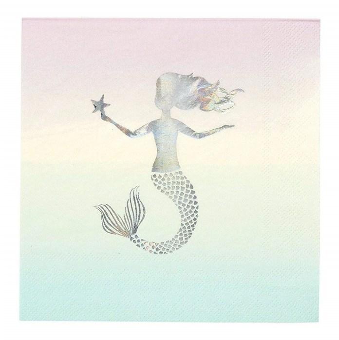 Mermaid Napkin