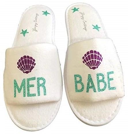 Mermaid Slippers