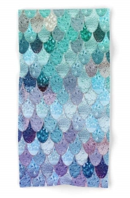 Mermaid Towel