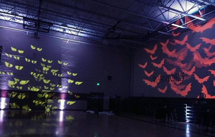 gobo design projection