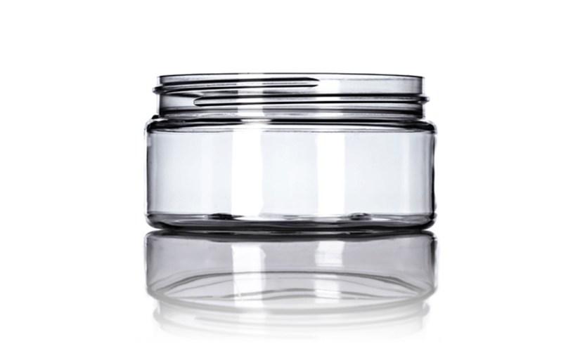 8oz, 89mm PET/PCR Squat Jar