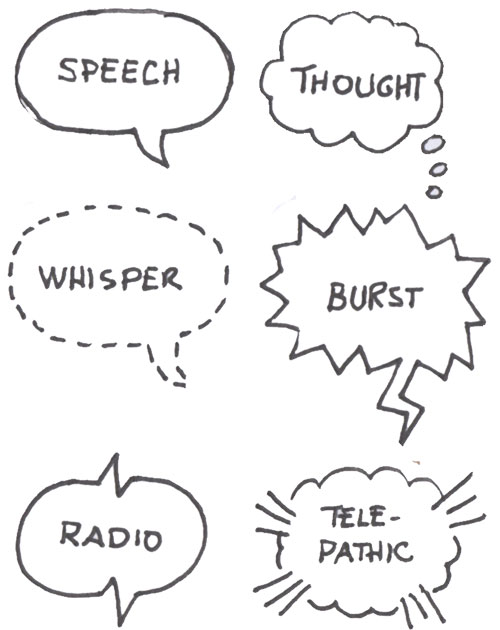 Step 4: #Sketchnotes: Headers, Titles, Captions, and