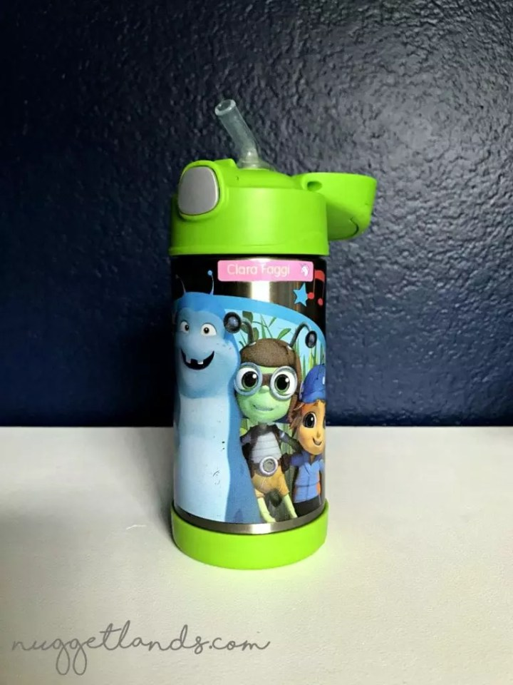 kids water bottle review thermos