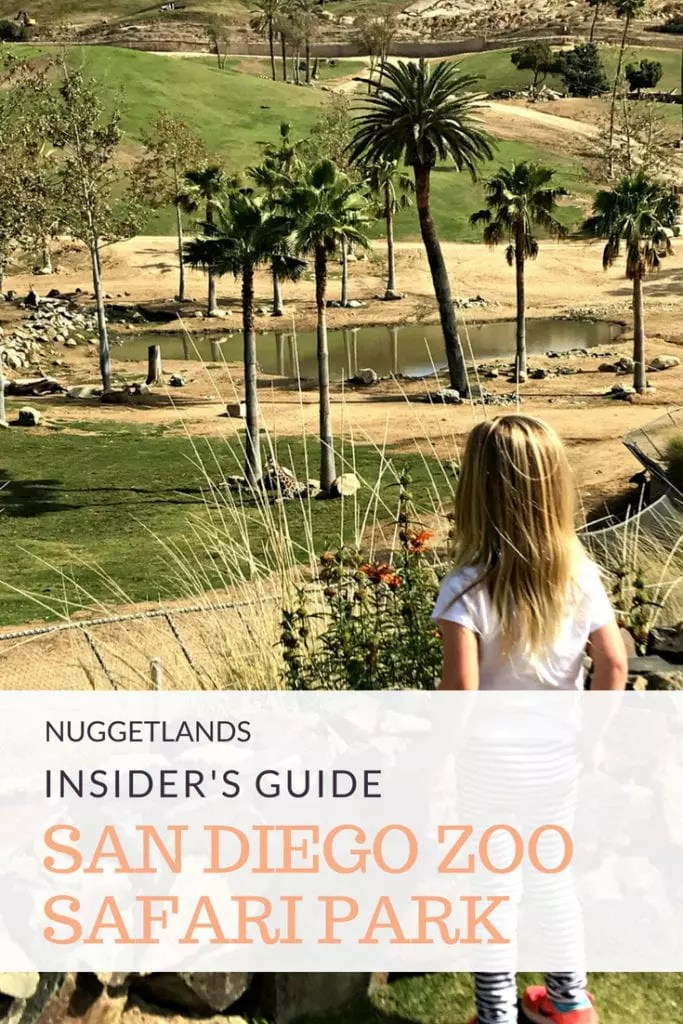 Insiders Guide to the San Diego Zoo Safari Park