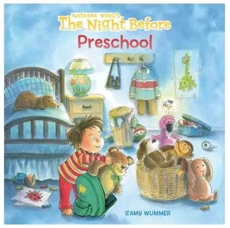 Back to School Night Before Preschool