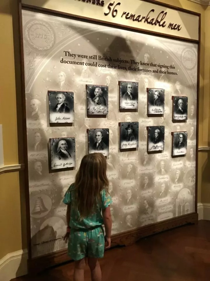 Henry Ford Museum Founding Fathers