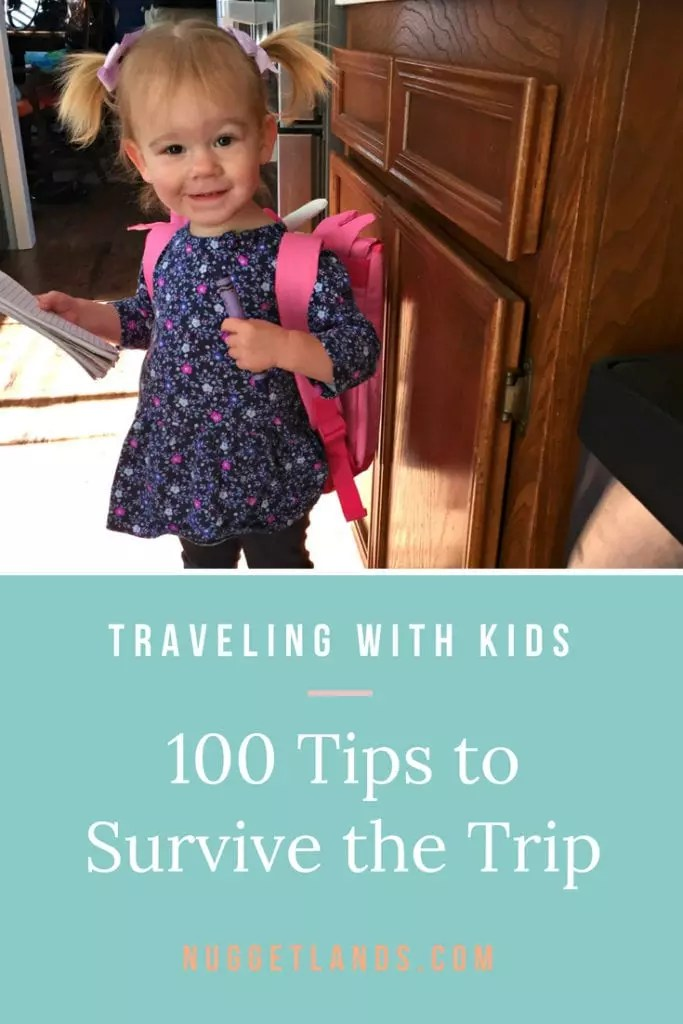 Traveling with kids either on a plane or in a car can be a nightmare. Road trips or long haul international flights need to be filled with activities. Here are the top tips and hacks, packing lists and everything you need to get to the places you want to explore. #travel #parenting #roadtrip #preschooler #toddler #flying #packing