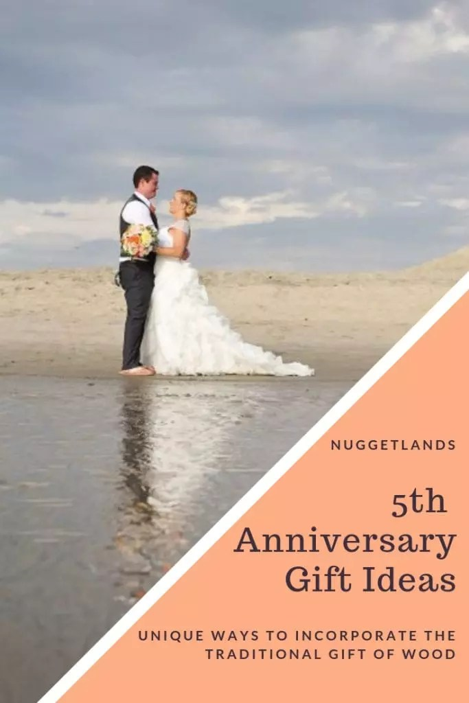 5th Wedding Anniversary Gift Guide
