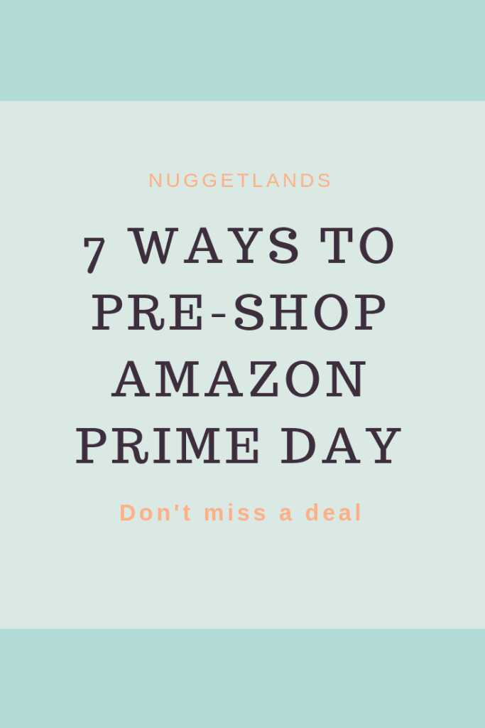Easy ways to get a head start on Amazon Prime Day! All the deals and new product launches to keep an eye on before the big day.