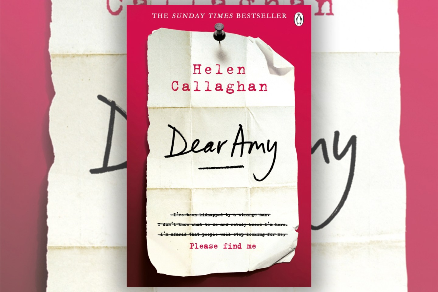 Review: Dear Amy by Helen Callaghan