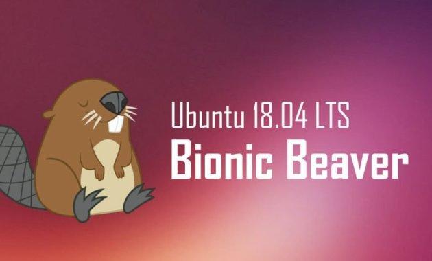 Ubuntu 18.04 Logo