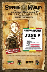 Win Tickets to See Stephen Marley