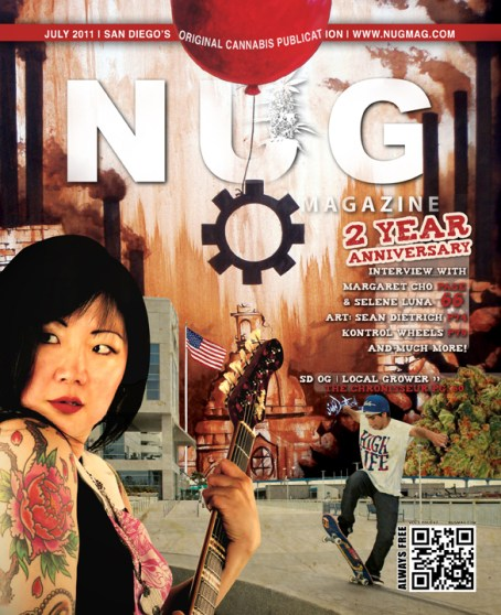 NUG Magazine July 2011