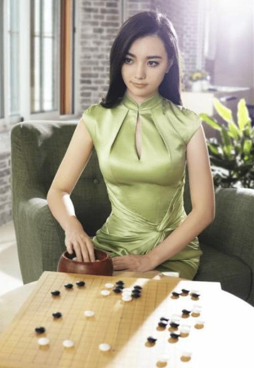 黒嘉嘉,美人,かわいい,画像,ハーフ,モデル,囲碁棋士