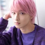 はじこい,横浜流星,イケメン,ピンク髪,似合う,舌,画像