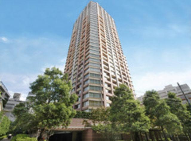 ジャニー喜多川,自宅マンション,青山パークタワー