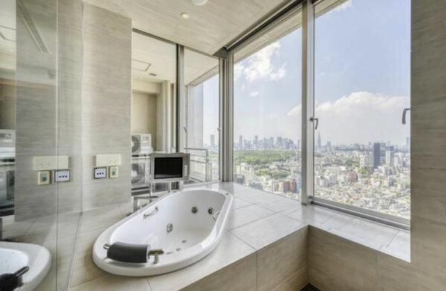 ジャニー喜多川,自宅マンション,青山パークタワー 最上階