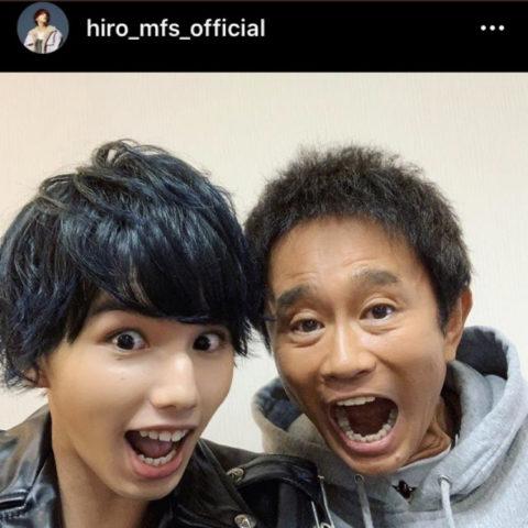 Hiro,ダウンタウンDX,ドッキリ,悪戯,イタズラ