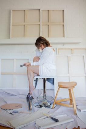 Valérie Busque - Nuit des galeries