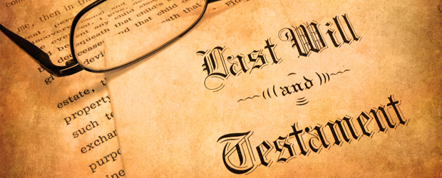 Don't Have The Will To Make  A Will? Here's Help …