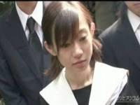 伊藤青葉 ガリガリな身体の女、マンコとアナルに無慈悲にチンコが突き刺さる