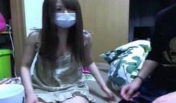 【個人撮影】マスクで顔隠し、キャバ嬢風の女の子とのハメ撮り生配信(その2...