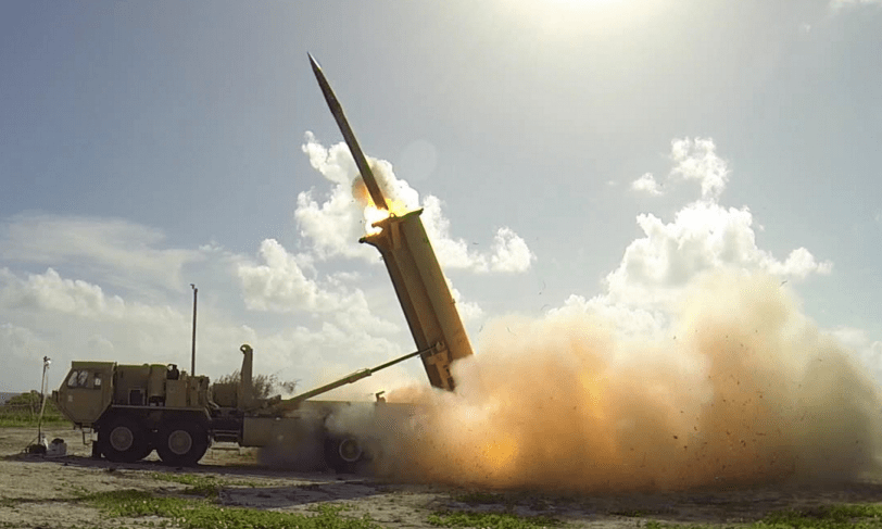 Lockheed Martin-Funded Missile