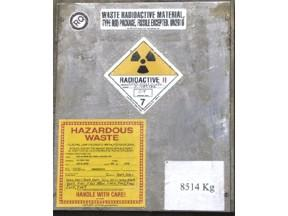 WIPP Hazardous Waste