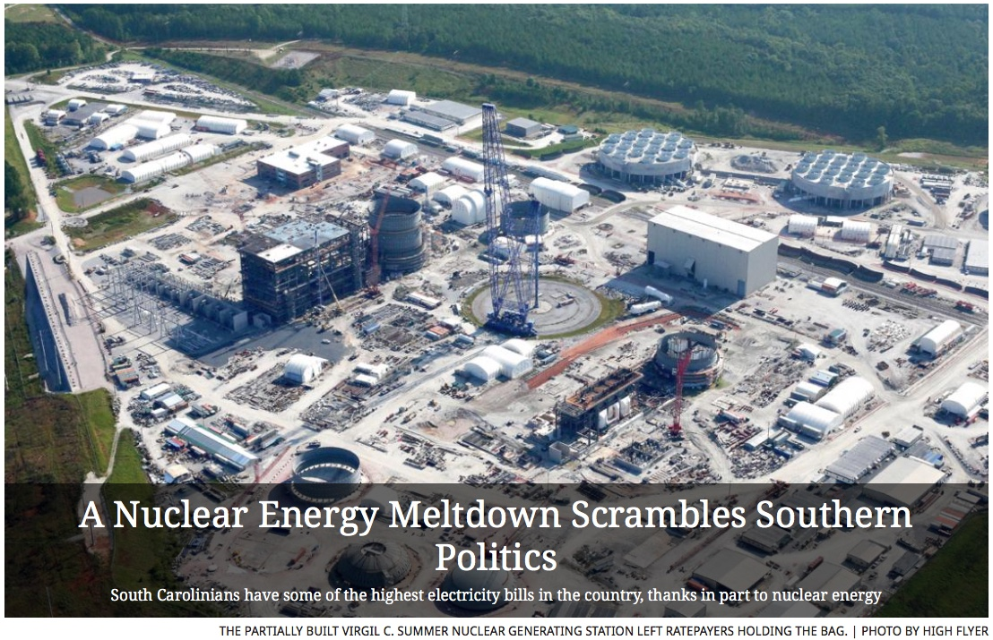 SUMMER NUCLEAR GENERATING STATION