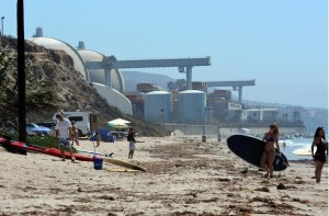 San Onofre Nuclear Generating Station. Photo by D Ramey Logan via Creative Commons