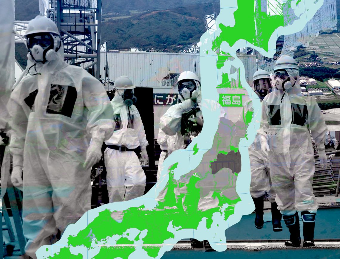 10 Years Since Fukushima Nuclear Disaster