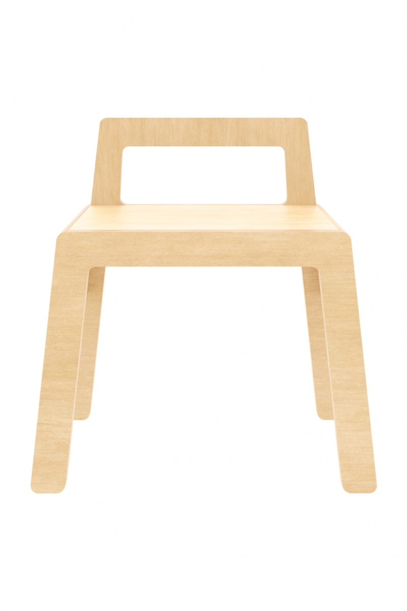 Flex Chairs Flex Stool Natural