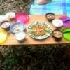 10/23 たいようの恵みでアウトドア料理! 開催しました!