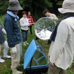 福津暮らしの旅 「秋晴れのソーラークッキング」 9/24 開催いたしました!