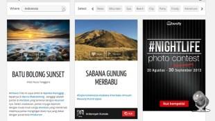 Burufly, Tempat Seru untuk  Memulai Petualanganmu - burufly homepage